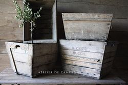 #29/057 FRENCH CHAMPAGNE CRATES