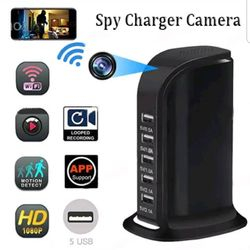 Spy USB Charger