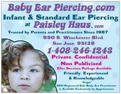 Baby Ear Piercing.Com