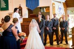 Christine and Andrew's Wedding