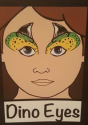 Dino Eyes