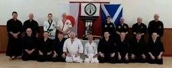 Kensei Kai Scotland Seminar - Organised by Kingsmills Kensei Kai