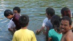 Sukraj Bhujel Baptized
