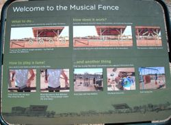 The Musical Fence Winton