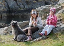 Abby, Isabelle & Hannah