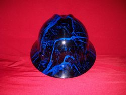 Blue Candy Marble