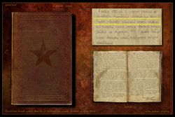 Bucky's activation book #3