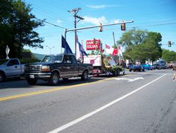 June 2012 Chataugua Festival Parade