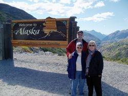 Alaska-Canada Border