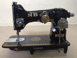 NB 130-k Zigzag/Pico/Embroidery