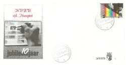 nr.6 met NVPH zegelnr. 1364