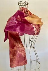 Shimmering Silk Satin