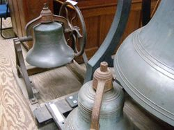 Bells of various sizes