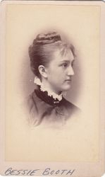 Bessie Booth of Southbridge, MA