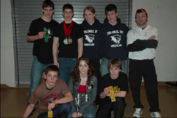 2008 - Cadet/Juvenile Provincial Championships (St. Catherine's, ON)