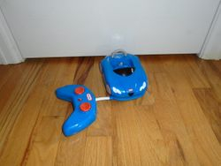 Little Tikes RC Bumper Cars - $10