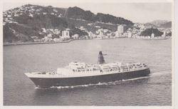 Rangatira Lyttelton/Wellington Ferry