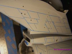 Masking the Engineering Hull 007