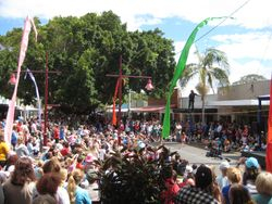 Coffs Harbour International Busking & Comedy Festival