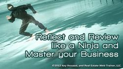Reflect and Review Like a Ninja