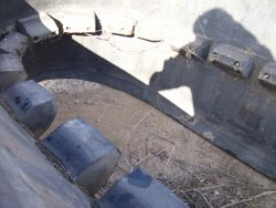"Camoplast 5500 Series, 30"" Belt"