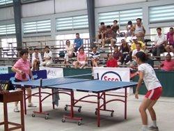 female finals - Huang vs Li