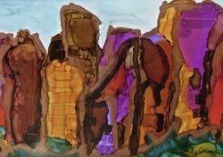 SW Utah Cliffs
