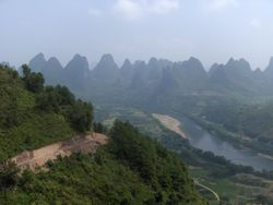 Vista del Lijiang