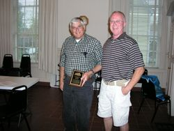 Friends of Rocheport Volunteer of the Year