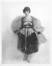 1918 Mabel Normand
