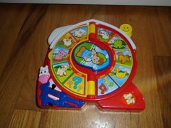 Fisher Price See 'n Say The Farmer Says Toy - $8
