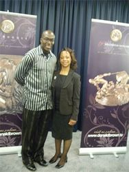 Donald Brown & Sandra Joseph