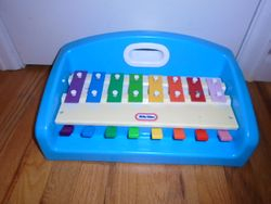 Little Tikes Tap A Tune Piano- 1985 Vintage - $20