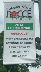 2013 Fall Champs - Keilbocce