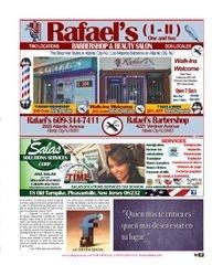 RAFAEL'S BARBERSHOP / ANA SALAS
