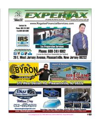 EXPERT TAX / MR BAYRON / DIAZ AUTO GLASS
