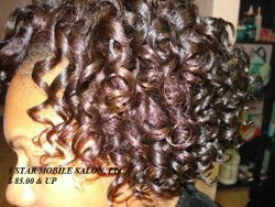 Hair Straighten