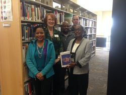 Presentation of  the Race and Ethnic Studies Journal at the Magnolia Library