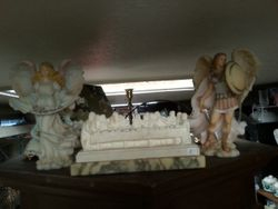 The Last Supper & More Angels