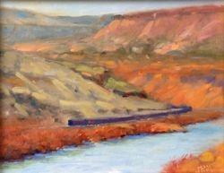 Forgotten Train Dominguez Canyon