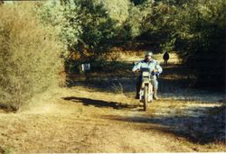 1997 some different approaches to the hill.... up and out...