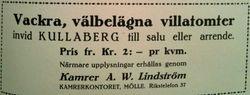 Hotell Mollegarden 1915
