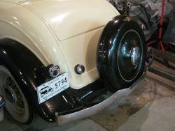 33 Dodge 5 window coupe