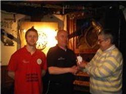 Beaten Semi-Finalist McElhatton's Cup