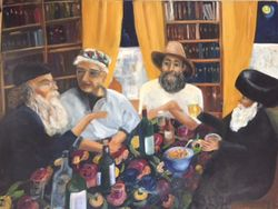 The Purim Meal