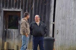 Skyler Anderson with Bill Pruitt
