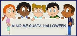 No Me Gusta halloween