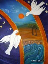 Cosmic birds 8