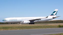 Cathay Pacific Airbus A330-300 B-HLV