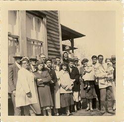 McCoy Ainsley Annual Birthday Party 1954